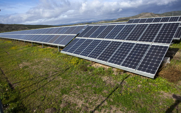 Solar Power as a Sustainability Measure